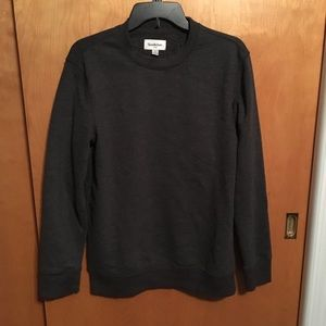 Dark Gray Sweatshirt